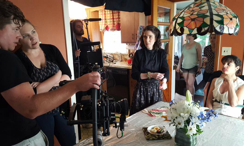 Onset of short film Stitched_1