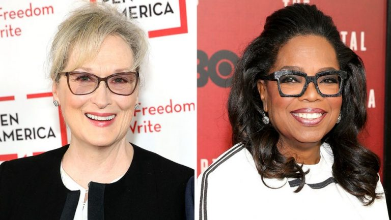 Meryl Streep, Oprah Winfrey-Funded Writers Lab Selects Projects (Hollywood Reporter)