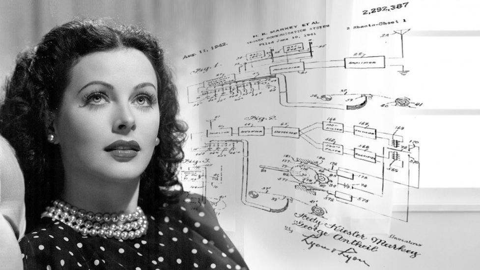Hedy Lamarr Bombshell