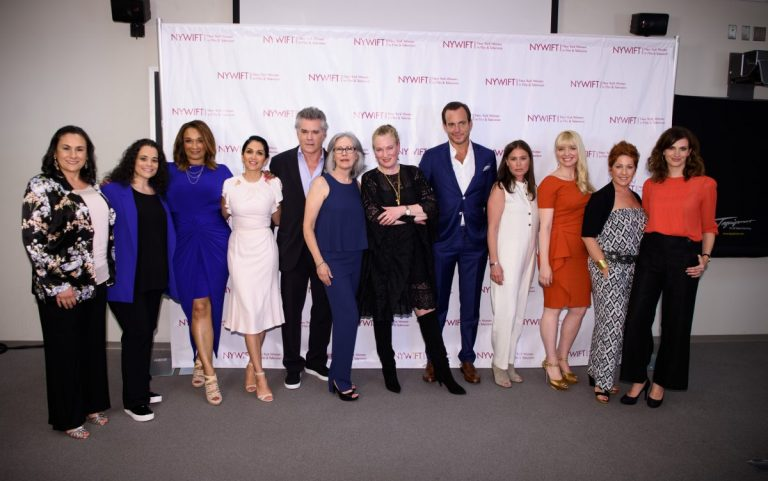 Will Arnett, Ray Liotta, Maura Tierney Present at the Women in Film & TV Awards (Fashion Week Daily)