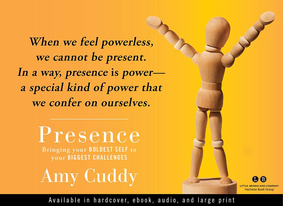 PresenceIsPower