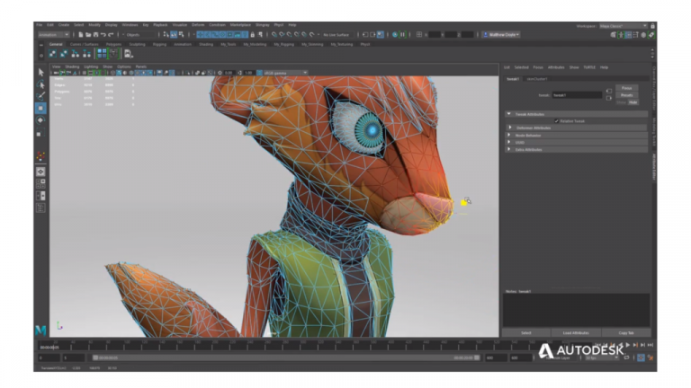 Women's Animation Workshops Presented Virtually (Computer Graphics World)