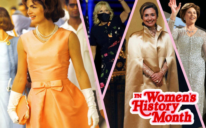 Jill Biden, Melania Trump & More: A Closer Look at First Lady Fashion & Why It's So Important (Footwear News)